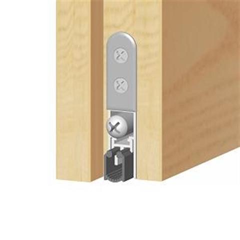 Isolporte standard 1 c t 930 mm isolporte rainure 12 mm for Cote standard porte
